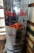 Royal 372 Red Bull Energy Drink Vending Machine Completely New—still In Package.