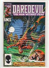 Daredevil #222 Black Widow 9.6