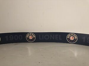 Lot Of 24 Lionel Store Display Shelf Banners Train - NEW