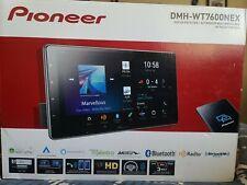 """Pioneer DMH-WT7600NEX 1-DIN 9"""" Digital Media Receiver & Backup Camera"""