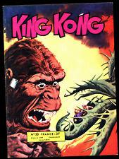 # KING KONG n°30 # LE ROBOT SINGE # 1978 ED. OCCIDENT