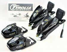 Tyrolia Ski Bindings SL 45 SL45 Black Youth New Full Diagonal Free Shipping