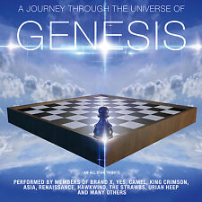 Genesis Tribute-A Journey Through the Universe of Genesis-Package Numérique-CD - 700027