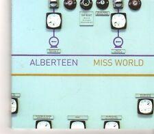 (GC138) Alberteen, Miss World - 2015 DJ CD