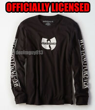 NWT! WUTANG FOREVER Long Sleeve Sz XL Wu-Tang Classic HipHop Album Band T-Shirt