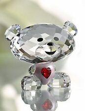 Swarovski Crystal Bo Bear-So Sweet 1140001 Comme neuf boxed RETRAITÉ RARE