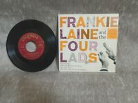 FRANKIE LAINE and The FOUR LADS~~~ep on COLUMBIA B-8612
