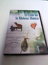 "DVD ""EL LEON DE LA MELENA BLANCA"" PRECINTADO SEALED JAROMIL JIRES LEOS JANACEK"