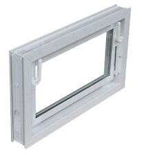 Kellerfenster weiss 80 x 60 cm Isolierverglasung 3.3
