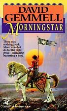 Morningstar by David Gemmell 1993, Del Rey Fantasy Paperback
