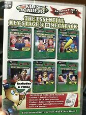 Kids Academy KS2 Mega Pack, works on all windows UPTO and including Win 7