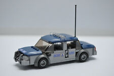 LEGO City Police Car Cop Grey SWAT Speed Champions Custom Interceptor