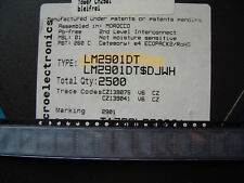 2500x LM2901DT Quad Komparator SMD bleifrei ST OVP LM2901