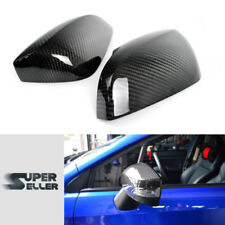 Dry Carbon For Subaru WRX STI 4DR Sedan Side View Mirror Cover 2019 Pair