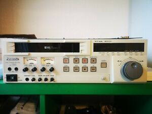 Panasonic AG-7350 industrial S-VHS Super VHS broadcast svhs video recorder