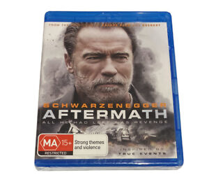 Aftermath (Blu-ray, 2017) NEW