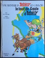 """ASTÉRIX The Tower de Gaule New edition 5d 1966 2nd Edition """"to the"""". menhir»"""