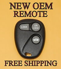 NEW OEM GM GMC CHEVY BUICK PONTIAC OLDS KEYLESS REMOTE FOB ABO1502T 16245100-29