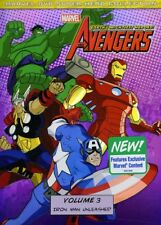 The Avengers: Earth's Mightiest Heroes!: Volume 3: Iron Man Unleashed [New DVD]