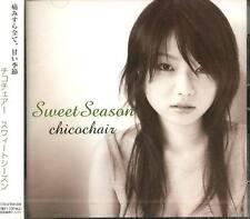 Chicochair - SWEET SEASON - Japan CD - NEW J-POP