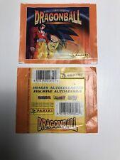Bustina figurine Dragon ball Panini sigillata La Leggenda del Drago