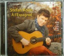 CD STEFAN KOIM - a l'espagnol