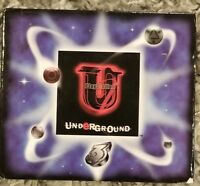 PlayStation Underground CD Magazine Vol 1 #3 SCUS-94191 94192 FREE SHIPPING