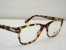 8872689cf93e4 Authentic PERSOL PO2876V 124 Spotted Havana Eyeglasses Frame  260