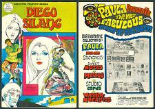 Philippine National Bayaning Pilipino Illustrated Komiks DIEGO SILANG Comics
