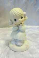 Precious Moments Enesco Porcelain Figure Collectible Where would I be without Yo