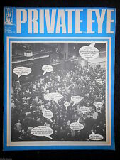 April Private Eye Weekly Magazines in English