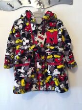 Boys Disney Mickey Mouse Dressing Gown