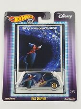 2018 HOT WHEELS POP CULTURE DISNEY DECO DELIVERY #2/5