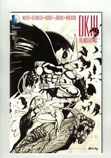 Dark Knight III - The Master Race #1 | DK Book One Bisley B&W Variant DC 2016