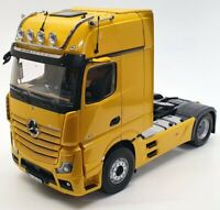 NZG 1/18 Scale Model Truck 992/62 - 2018 Mercedes Benz Actros GigaSpace 4x2