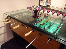 FOOSBALL TABLE GLASS FRAME