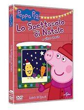 Dvd PEPPA PIG LO SPETTACOLO DI NATALE E ALTRE STORIE ......NUOVO