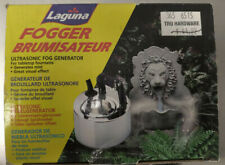 Laguna Ultrasonic Fog Generator Fogger New in Box for Tabletop Fountain Mist