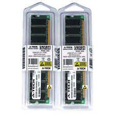 2GB KIT 2 x 1GB Dell Dimension 4600i 4800 8300 DE051 XPS PC3200 Ram Memory