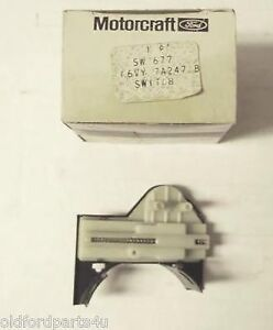 1966 Lincoln NOS Neutral Safety Switch C6VY-7A247-B