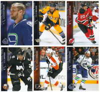 2015-16 Upper Deck Series 2 Hockey - Base Set Cards - Choose Card #'s 251-450