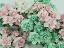 Amount Variation Mix Small Paper Flower Wedding Scrapbook Crafts 593/R19S