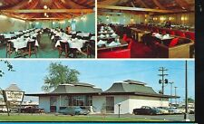 CLAWSON,MICHIGAN-THE PAGODA-RESTAURANT/LOUNGE-3VIEWS(MICH-CMISC*)
