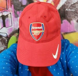 Arseanal London The Gunners Football Soccer Snapback Cap Hat Nike