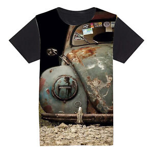VW beetle tee, golf GTI t-shirt, restoration Volkswagen classic cars shirt