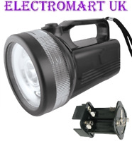 LANTERN TORCH WATER & IMPACT RESISTANT 1W LED PJ996 BATTERY OR 4 X D CELL