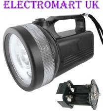 Lanterne Torche de l'eau et résistant aux chocs 1 W DEL Batterie PJ996 ou 4 X D Cell