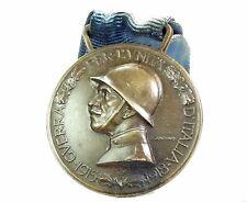 Savoia-Regno d'Italia (Vittorio Em. III) Medaglia-LOGO
