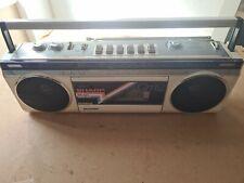 More details for sharp qt-12es  stereo radio cassette player - see description