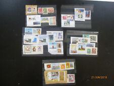 23 verschiedene  2 länder frankaturen,  alles briefstücke gebraucht, sehr selten